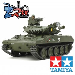 Tamiya Tanque de Guerra U.S. Airborne M551 Sheridan...