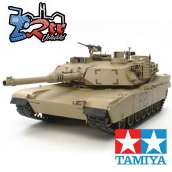 Tamiya Tanque de Guerra U.S. Main Battle M1A2 Abrams Opcionado 1/16 56041