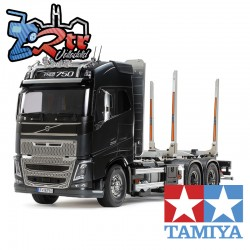 Tamiya Volvo FH16 Camión Timber 1/14