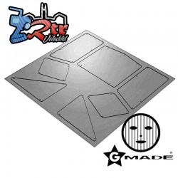 Paneles transparente Gmade Gom GM60048