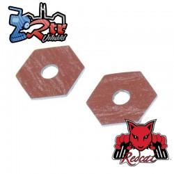 Almohadillas Zapatillas de Embrague Redcat RER11357