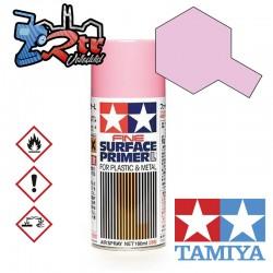 Spray Imprimación de superficie Rosa L Plásticos o Metal Tamiya