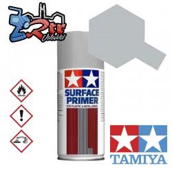 Spray Imprimación de superficie Gris Suave Plásticos o Metal Tamiya
