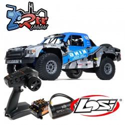 Losi Super Baja Rey 1/6 Brushless Derert Trck 4WD Azul