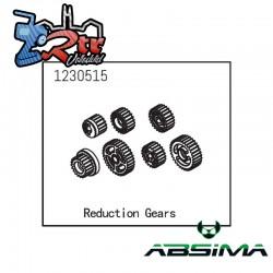 Engranajes de reducción Absima 1230515