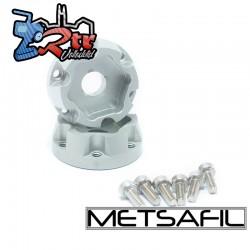 Cubos de rueda Hexagonales 12mm Sherpa Para llantas Metsafil MT5001