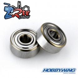 Rodamientos Hobbywing 9,5x4x3,175mm Serie Xerun 1/10 HW30820001