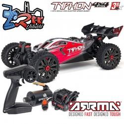 Arrma Typhon Buggy 4x4 3S 1/8 BLX Brushless RTR V3