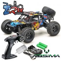 Absima Sand Buggy 1/14 4Wd RTR Escobillas