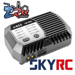 Cargador Lipo e455 AC NiMh 6-8 / LiPo 2-4s 1-4A 50W