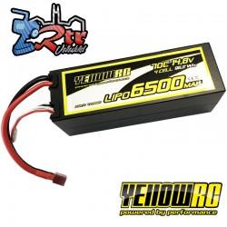 Yellow RC LiPo 65000mAh 14,8V 4S 75C Conector T Dean