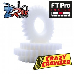 LaserFoam 1.9 R120 FT Pro Basic 20 116mm Crawler CYC103