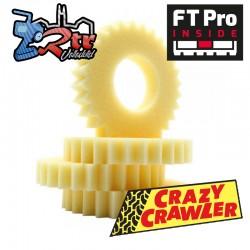LaserFoam 1.9 R120 FT Pro Heavy Duty 20 116mm Crawler CYC105