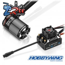 Hobbywing Xerun Axe540L FOC Combo for Rock Crawler R2-2800kV