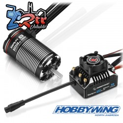 Hobbywing Xerun Axe540L FOC Combo for Rock Crawler R2-3300kV