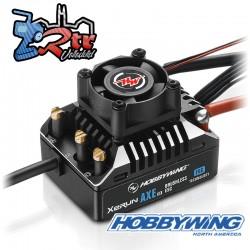 Hobbywing Xerun AXE R2 Esc for Rock Crawler 2-3s LiPo, BEC 4A 80A