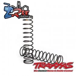 Muelles Traxxas acabado Natural tasa 0,929 Amortiguadores X-maxx TRA7854