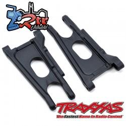 Brazos de suspensión, delanteras y traseras Traxxas TRA6731