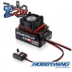 HobbywingQuicRun 10BL120 120A Brushless Sensored ESC