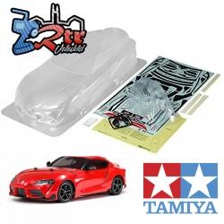 Carrocería Tamiya GR SUPRA 190mm 551622