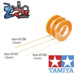 Cinta de enmascarar Tamiya 87206 1mm
