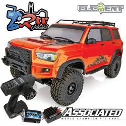 Crawler Team Asociated Enduro Trailrunner 4WD 1/10 RTR Anaranjado