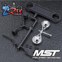 MST J45 Juego de parrilla delantera MST230125