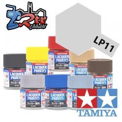 LP-11 Pintura Laca Gris Brillante 10Ml Tamiya