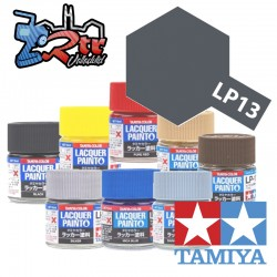 LP-13 Pintura Laca Gris IJN (Sasebo Arsenal) 10Ml Tamiya