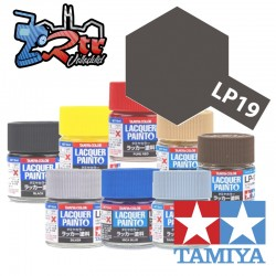 LP-19 Pintura Laca Metal de pistola 10Ml Tamiya