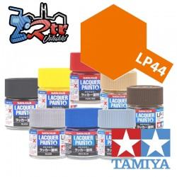 LP-44 Pintura Laca Naranja Perlado Brillante 10Ml Tamiya