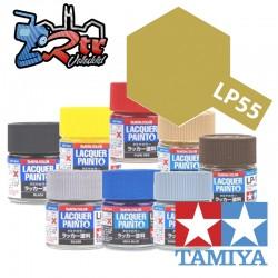 LP-55 Pintura LacaAmarillo Oscuro 2 Plano 10Ml Tamiya