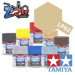 LP-62 Pintura Laca Oro Titanio Brillante 10Ml Tamiya