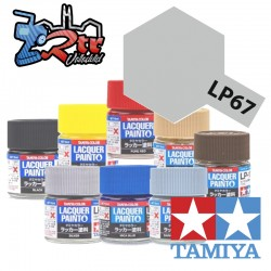 LP-67 Pintura Laca Humo Claro 10Ml Tamiya
