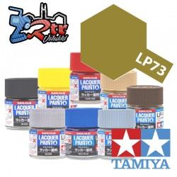 LP-73 Pintura Laca Marrón Caqui 10Ml Tamiya