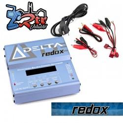 Cargador Lipo Balanceador Redox DELTA 5 Amp 6S Fuente Incluida
