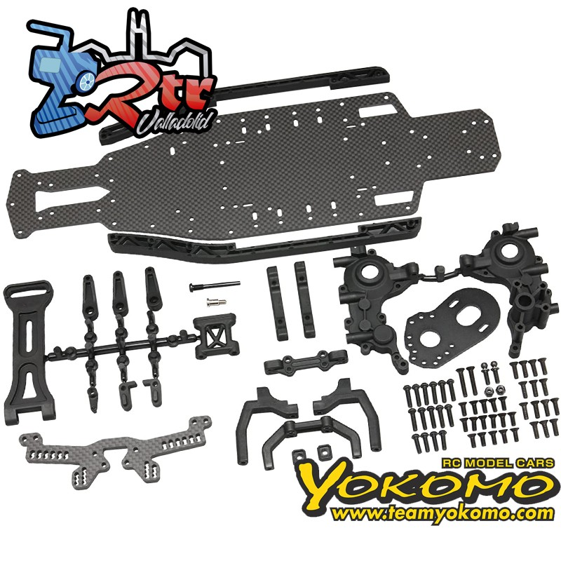 Yokomo YD-2S Plus Kit de Conversion para YD-2/YD-2 Plus