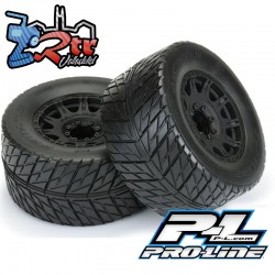 "Ruedas Proline 3.8"" 1/8 Street Fighter LP 17mm PR10167-10"