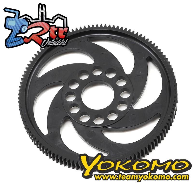 Engranaje recto Yokomo 84T DCS (48Pitch)