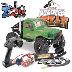 Ftx Outback Texan Crawler 1/10 4x4 RTR Verde