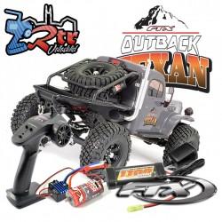 Ftx Outback Texan Crawler 1/10 4x4 RTR Gris