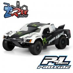 Proline Flo-Tek Transparente (Slash 2wd, Slash 4x4 & PRO-Fusion SC) PR3355-00