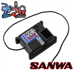 Receptor RX-391W 2.4 GHz FH-E Waterproft Sanwa