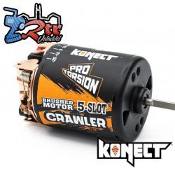 Motor Konect PRO TORSION crawler 23T 1300kv 5 slots