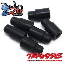 Espaciadores, choque (3x6.5x8mm) (6 Unidades) Traxxas TRA4365
