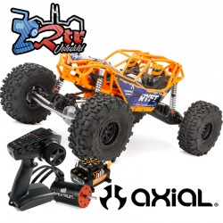 Axial RBX10 Ryft 1/10 Brushless 4WD RTR Anaranjado