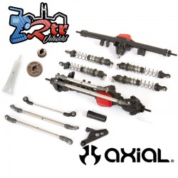 Kit de control de eje estándar (12.3 y 12.6): SCX10 III Axial AXI238000