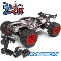 Maverick Quantum  XT Flux 3S 1/10 4Wd Brushless RTR Rojo