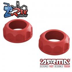 Gorras de Amortiguador Arrma AR330450
