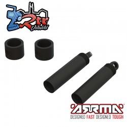 Cuerpos de Amortiguador 11x59mm Arrma AR330517